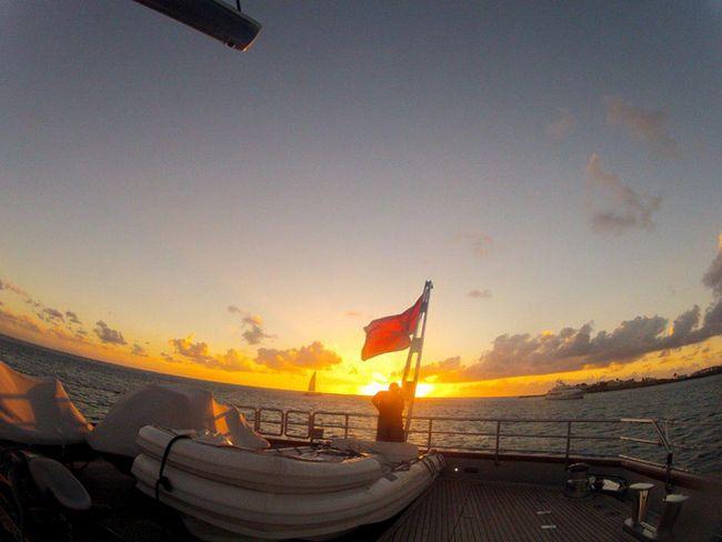 Sunset-St-Maarten